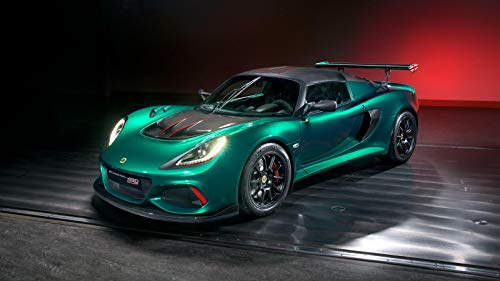 Lotus Exige Cup 430 Car Poster Print (24x36 Inches) ()