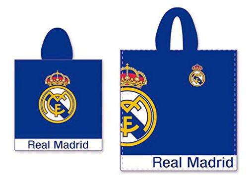 Real plage 60 bleu bleu de Poncho F x C Madrid 60 blason TSqwrT6Op