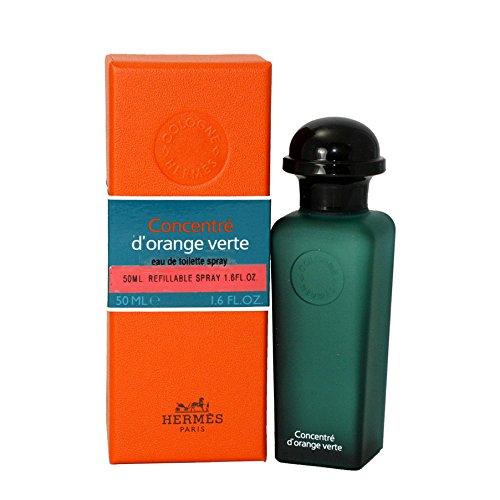 Verte Hermes Orange De D Concentre Eau 50ml Toilette Vapo XZOkiPuT