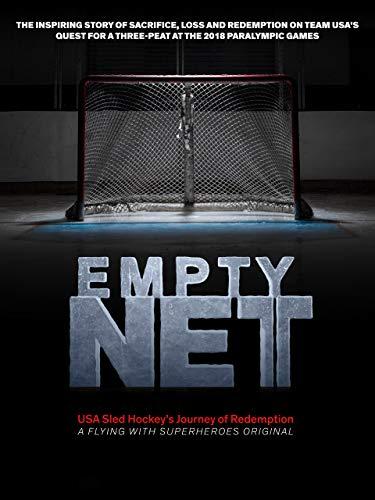 Empty Net - USA Sled Hockey's Journey of Redemption