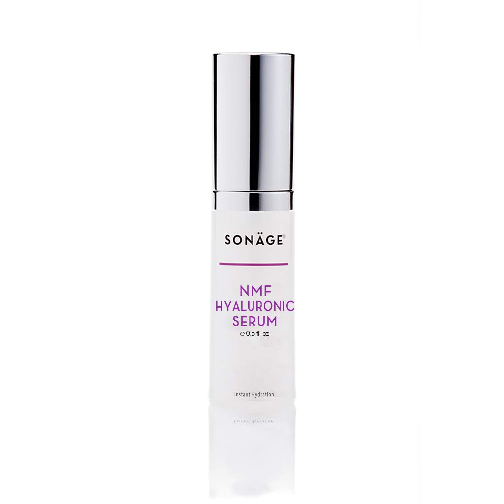 Sonage NMF Hyaluronic Serum | Hyaluronic Acid Facial Serum | Anti-Wrinkle Anti-Aging | Organic Ingredients | Professional Grade | Cruelty-Free