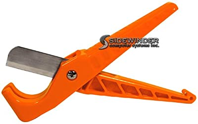 Dawn Industries T100-O-SS Sm Kwikcut Orange Stainless Steel Pipe Cutter