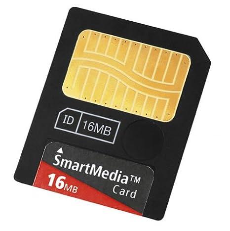 Hama SmartMedia - Tarjeta de Memoria (16 MB): Amazon.es ...