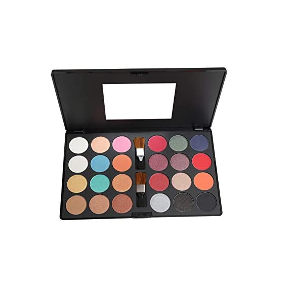 Miss Claire Professional Eyeshadow Palette 1, Multi, 48 g