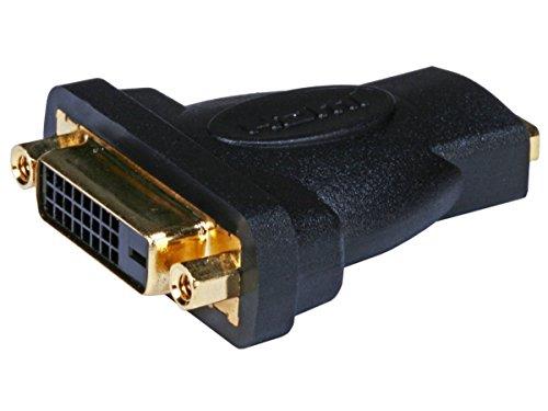 (Monoprice 102081 HDMI Female to DVI-D Single Link Female Adapter (102081))