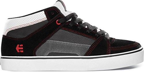 Etnies Skateboard Shoes RVM LX Black/Grey/Red, shoe size:37