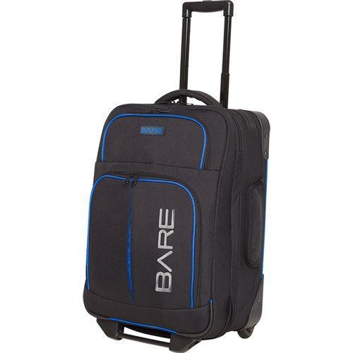 Bare Carry-On Wheeled Luggage Bag by Bare