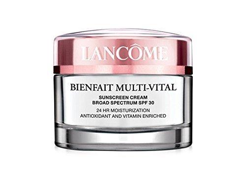 Lancôme Bienfait Multi-vital SPF 30 Cream 24-hour Moisturizing Cream Antioxidant and Vitamin Enriched Broad Spectrum SPF 30 Sunscreen - 1.7 Oz by Lancôme