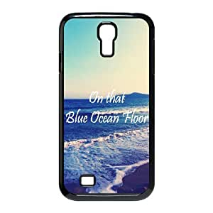 Samsung Galaxy S4 Cell Phone Case , Pure and fresh Theme Custom Phone Case