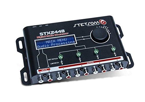 Digital Equalizer Processing (Stetsom Digital Audio Processor Equalizer XVR 4 - STX2448)
