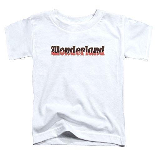 Zenoscope Toddlers Wonderland Logo T-Shirt, 2T, White]()