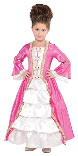 Marie Antoinette Halloween (Marie Antoinette Child Costume - Toddler)