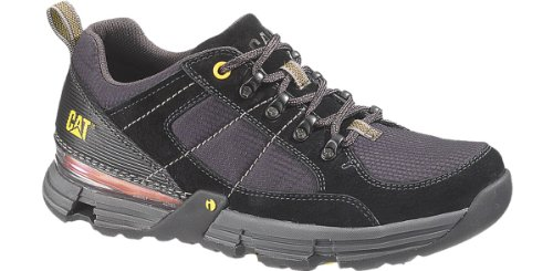 Caterpillar Syntax Men's Lace Up Casual Shoes (10 Wide, Black)