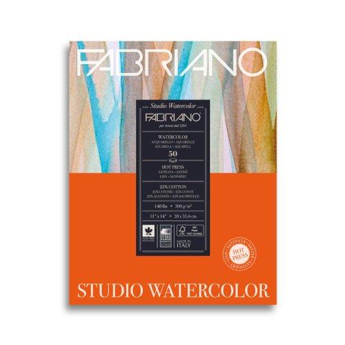 Savoir Faire Fabriano Studio WC Pad 11X14 HP 300G 50 Shts by Savoir Faire