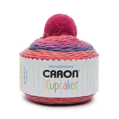 Caron Cupcakes (Sweet Berries)