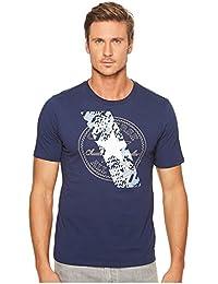 blue converse t shirt