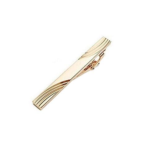 Clip de Corbata de Metal para Hombre Clip de Corbata de Boda Clip ...