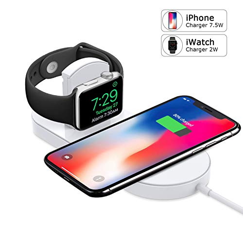 Apple Watch Charger, iWatch Charger, iPhone Wireless Charger