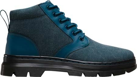 Dr.Martens Womens Bonny Extra Tough Nylon Boots azul (lake blue)