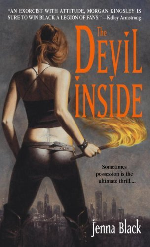 The Devil Inside (Morgan Kingsley Book 1)