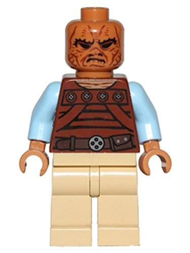 - LEGO Minifigure - Weequay Skiff Guard (75020)
