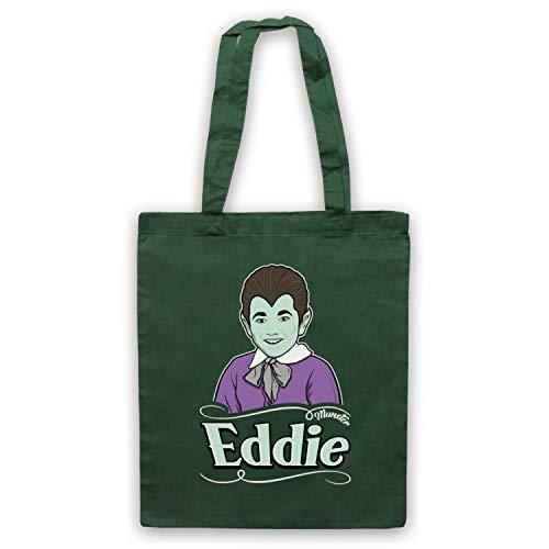 Munster Eddie Sac Vert Fonce Officieux Apparel Munsters D'emballage Inspired Par Inspire AqFwAgU