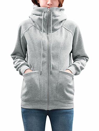 The 8 best women's hoodies zip up for winter