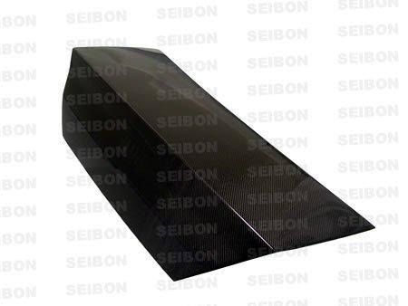 Seibon Carbon Fiber OEM-Style Trunk Lid Mitsubishi EVO VIII IX 03-07 Evo 8 Seibon Carbon Fiber