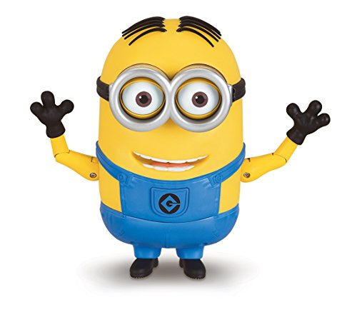 Despicable Me Talking Minion Dave Toy Figure - http://coolthings.us
