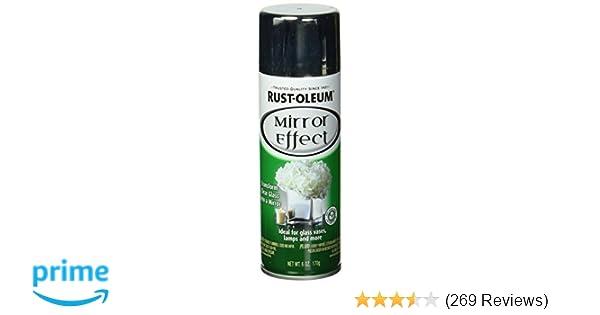 Amazon com: Rust-Oleum 267727 Specialty Mirror Spray, 6-Ounce