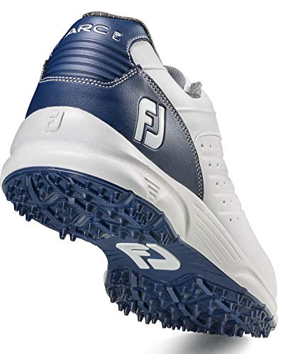 FootJoy Men's FJ ARC SL-Previous Season Style Golf Shoes White 11 M Navy, US