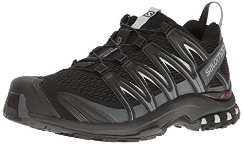 Salomon Men's XA Pro 3D Trail Running Shoes, Black, 12 M US