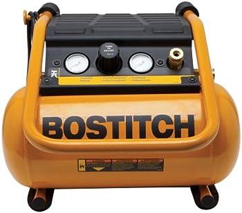 Bostitch 2.5-Gallon Portable Electric Horizontal Air Compressor