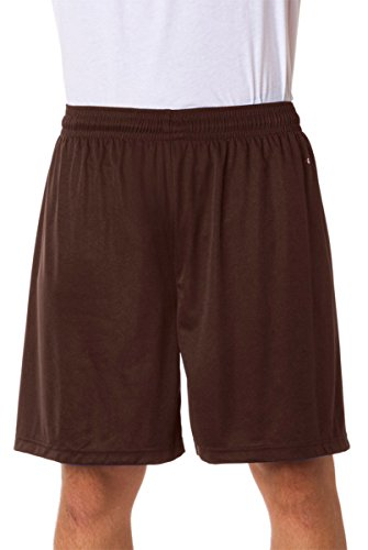 badger-performance-9-shorts-brown-m
