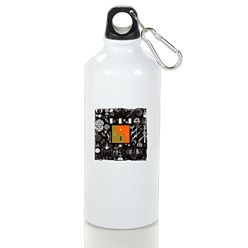 AIJFW Unique American Indie Folk Band Drinkware Sport Bottle With Sport Cap For Outdoor And Sport Activities 400ml