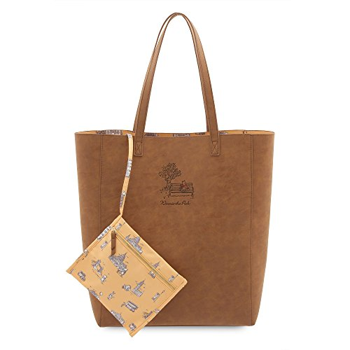 Disney Winnie the Pooh Book Bag - Christopher Robin