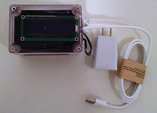pp-Code Temperature, Humidity WiFi sensor, monitor and party-detect with email & SMS alerts