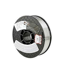 Harris 05356F1 5356 Aluminum MIG Welding Wire, 0.035″ x 1 lb. Spool