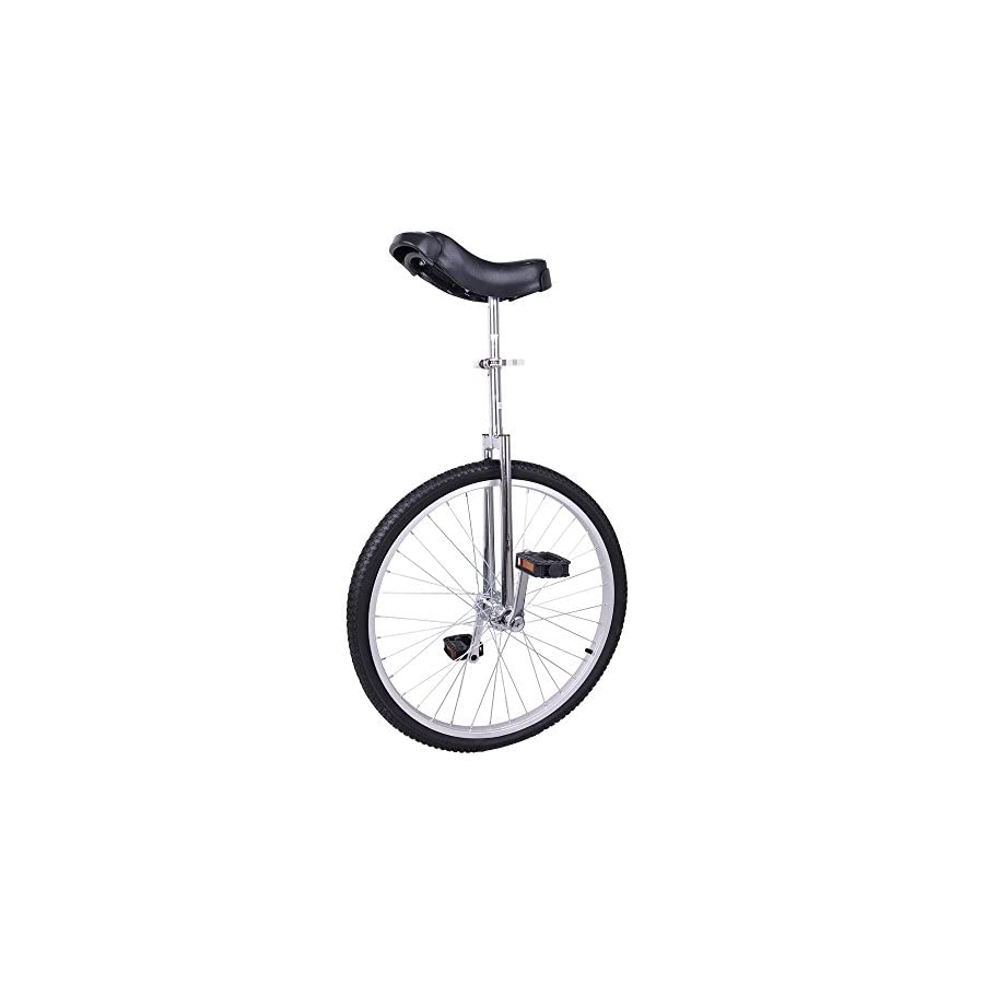 """AW 24"""" Inch Wheel Unicycle Leakproof Butyl Tire Wheel Cycling Outdoor Sports Fitness Exercise Health"""