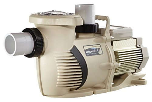 Pentair 022019 WhisperFloXF 208-230-460V 5HP Single Speed 3-Phase Pool Pump by Pentair