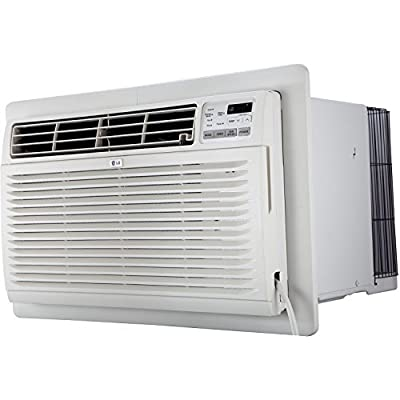 LG 11,500 BTU 115V Through-The-Wall Air Conditioner with Built-In Dehumidification and BONUS FREE CUBE Air Refreshener