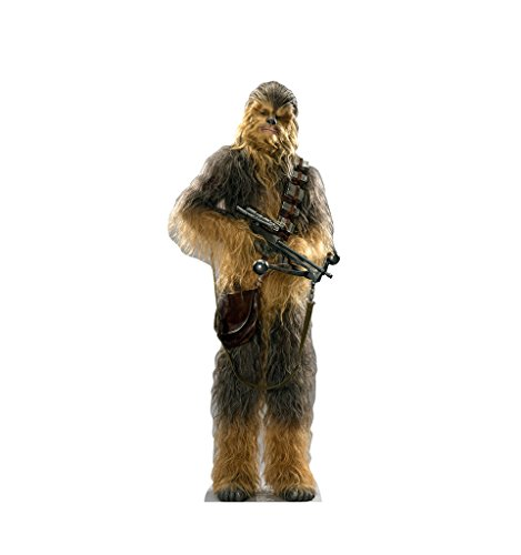 Chewbacca - Star Wars Episode VII: The Force Awakens - Advanced Graphics Life Size Cardboard Standup