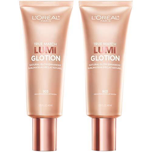 (L'Oreal Paris Makeup True Match Lumi Glotion Natural Glow Enhancer Highlighting Lotion )