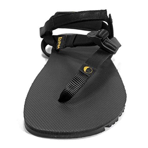 Luna Sandals, 2017oso flaco (Size Men 's 8| Women' s 10((25.3–25.6cm)) Trekking Sandals