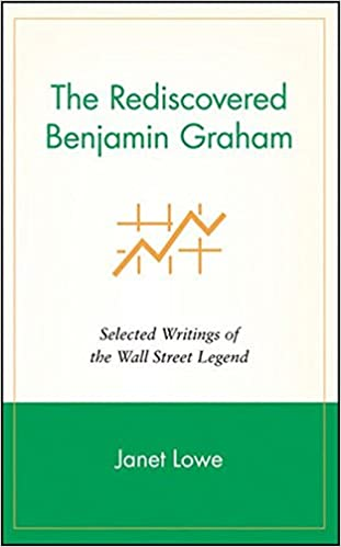 image for The Rediscovered Benjamin Graham: Selected Writings of the Wall Street Legend