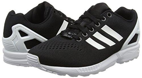 Adidas Diverses White Unisex Black Adultes Ftwr Flux Black Core Couleurs core Em Zx Baskets pxYCrwpq