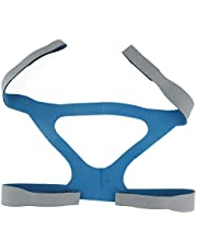 Unitedheart Universal Design Headgear Comfort Gel Máscara Completa Reemplazo Ambiental Seguro CPAP Diadema sin máscara para PHILPS