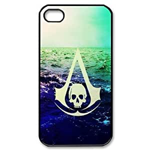 Assassin's Creed TPU Back Cover Case for ipod Touch4 Phone Cases-Touch44270 3052200M39646038