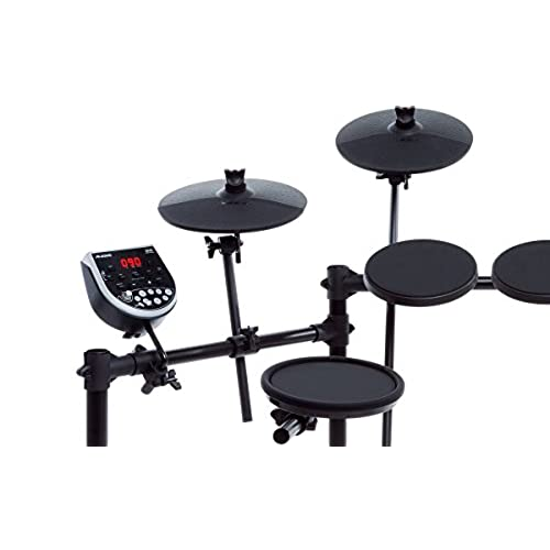 new Alesis Seven-Piece Electronic Drum Burst Kit with DM6 Drum