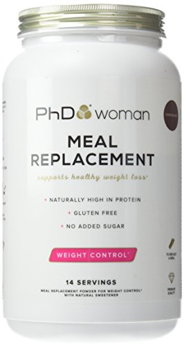 PhD Woman Meal Replacement, Chocolate,770g